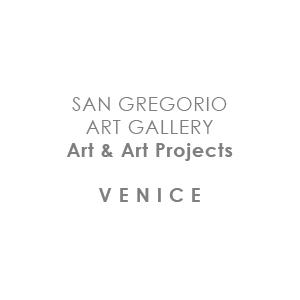 San Gregorio art gallery Venice logo